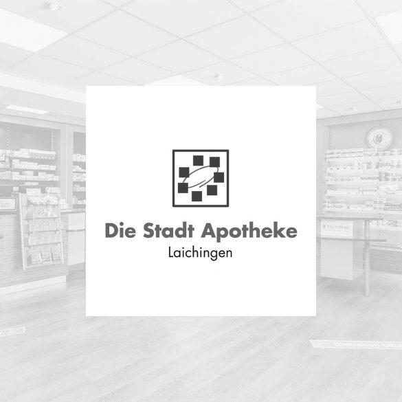 Die Stadt Apotheke, Mitglied der Wirtschaftsvereinigung Laichingen