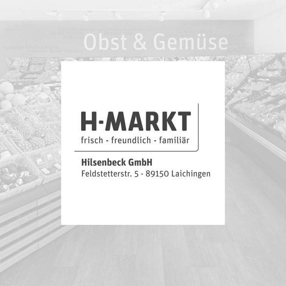 H-Markt, Mitglied der Wirtschaftsvereinigung Laichingen