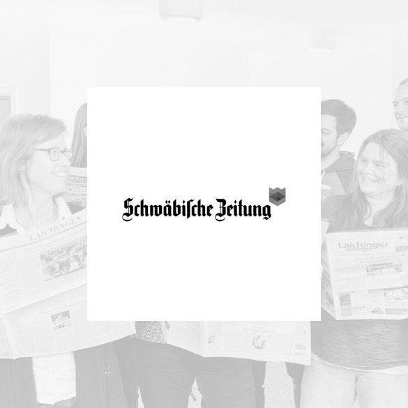 Schwäbische Zeitung, Mitglied der Wirtschaftsvereinigung Laichingen